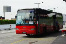 ジョホールバル行バス